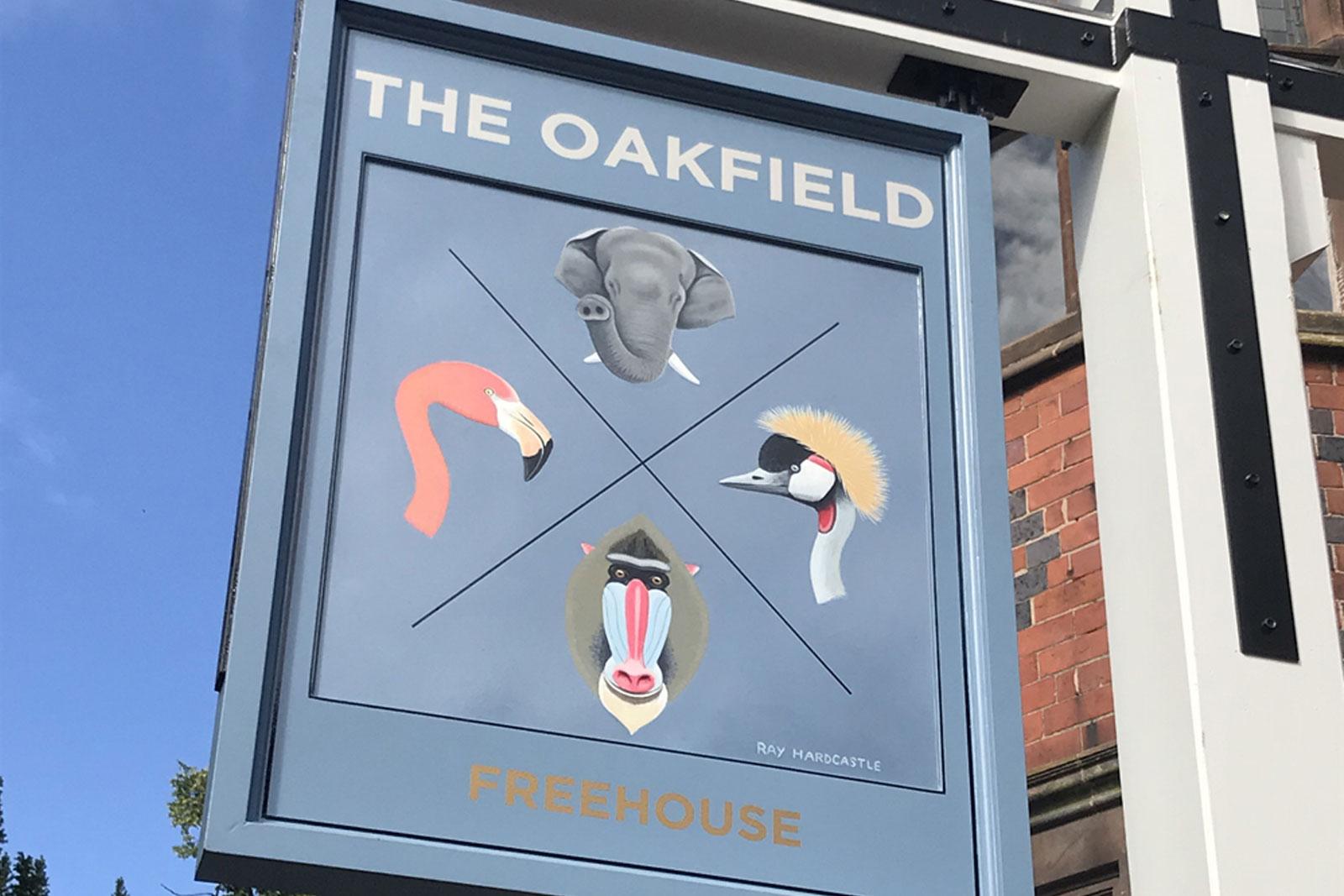 Indigo Art Chester Zoo Oakfield House