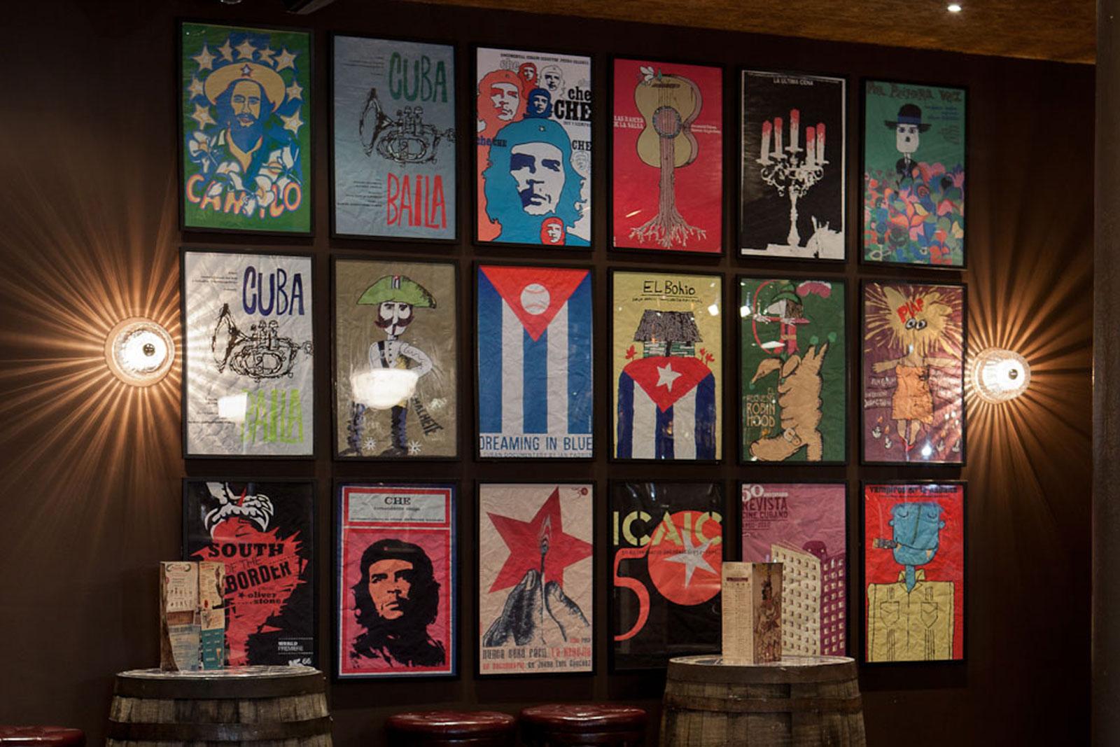Indigo Art Revolucion de Cuba