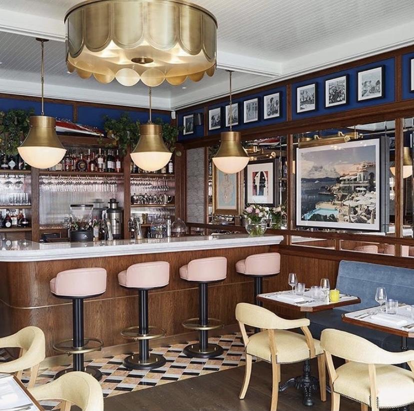 Image of Chucs Restaurant Cafe Kensington interior