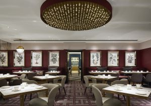 Image of Haxells Restaurant at The Strand Palace Hotel, London