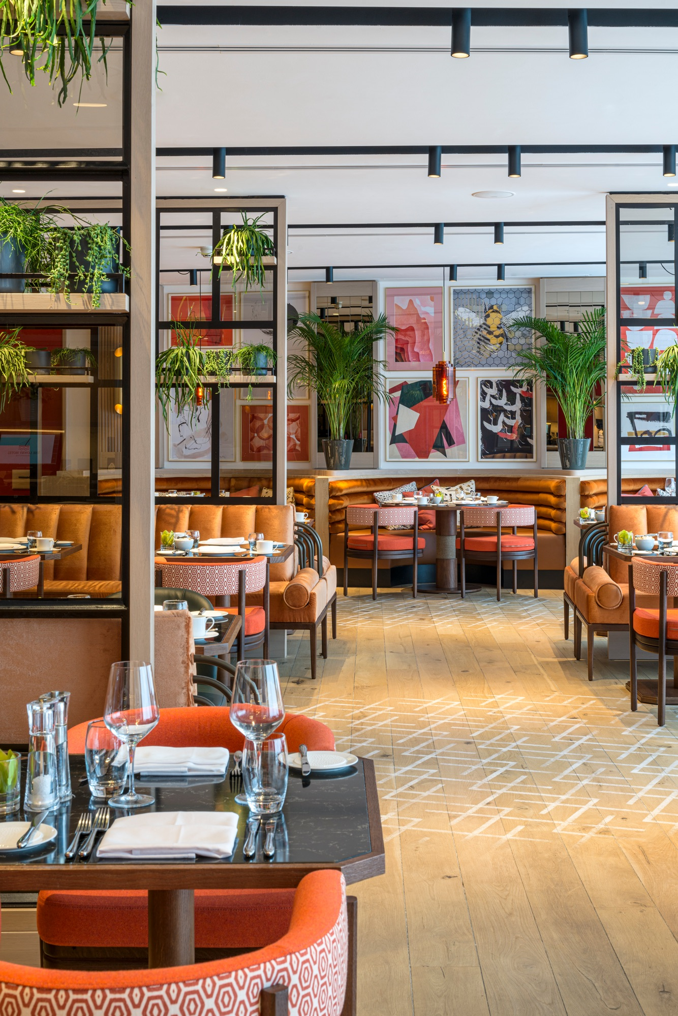Image of The River Restaurant at The Lowry Hotel, Manchester