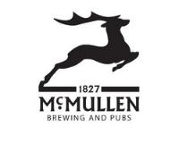 McMullen logo   Indigo Art work with McMullen